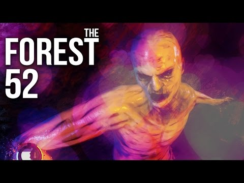 THE FOREST [HD+] #052 - Alles gefixed, gaaaar kein Probleeeem!! ★ Let's Play The Forest