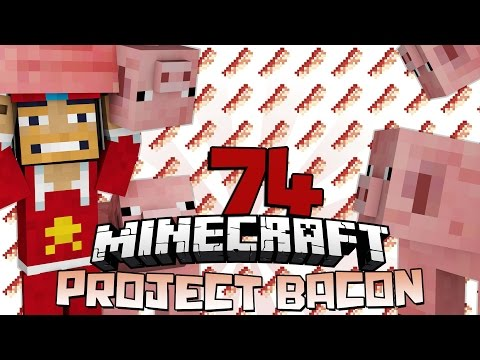 ♠ Project Bacon: B-2 Baconator Test Flight!!! - 74 - @superchache39 - Modded Survival  ♠