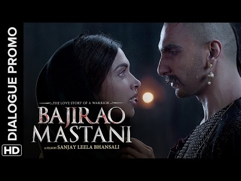 Mastani Deepika And Her Difficult Ishq | Bajirao Mastani | Dialogue Promo