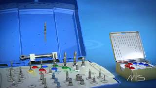 MIS Drill Stoppers Kit for Standard Platform Implants
