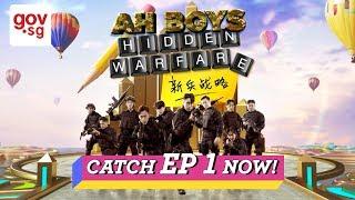 Hidden Warfare [Ep 1] ORD loh! Then how?