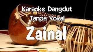 Karaoke Zainal - Rita Sugiarto  Dangdut