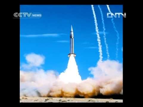 China tests Dongfeng-41 Intercontinental Ballistic Missile