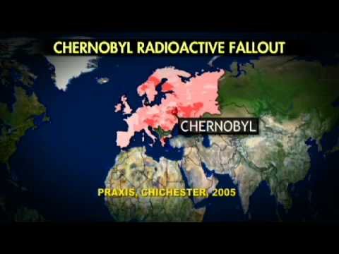Report: Radioactive Fallout From Japan Reaches California