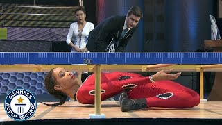 Unbelievable LIMBO world record - Guinness World Records