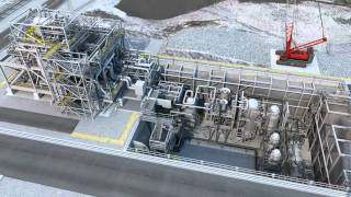 Oil and Gas - 3D Animation - Subsea Compression Test Facility