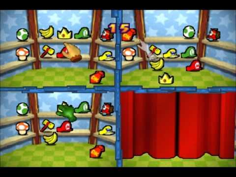 4 player games nintendo 64