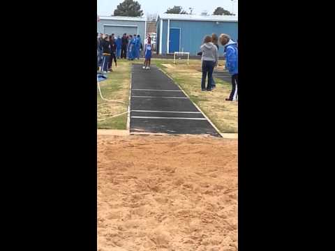 Sulphur Springs Middle School track meet