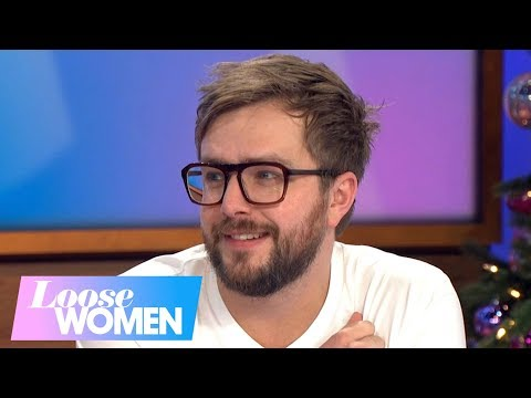 Iain Stirling on Co-Hosting Winter Love Island With Girlfriend Laura Whitmore | Loose Women