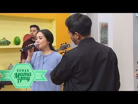 Wohooo! Keren Lagu Terbaru Nagita Slavina feat Nino BENAR NYATA - Rumah Mama Amy (3110)
