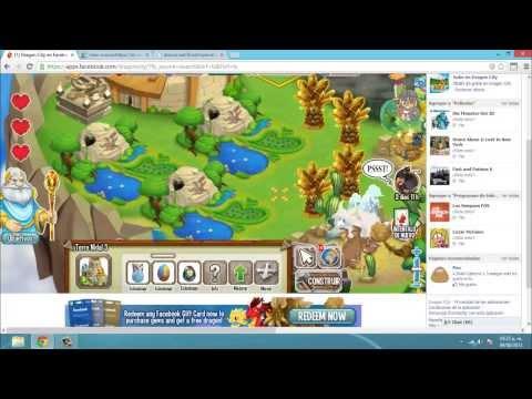 Hack De Dragon City 2013 Huevos Y Montaña De Apareamiento