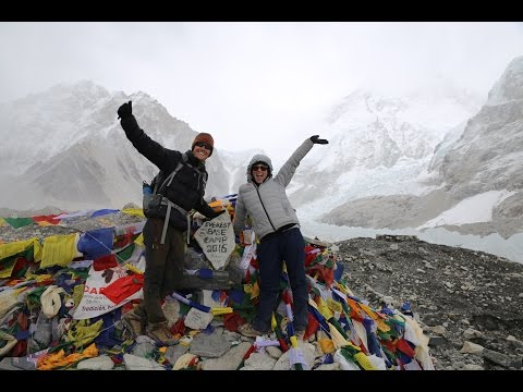 Day 8 | Everest Base Camp Trek | WE MADE IT!