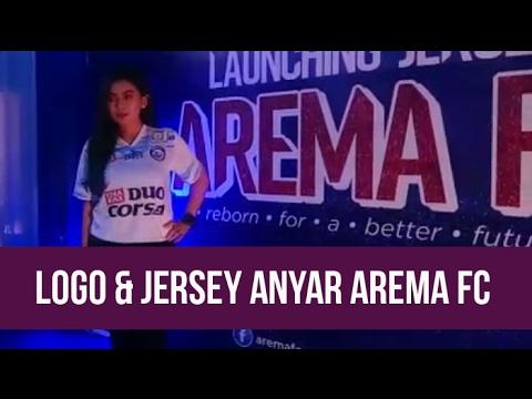 Arema FC Luncurkan Logo dan Jersey Baru, Lihat Pena