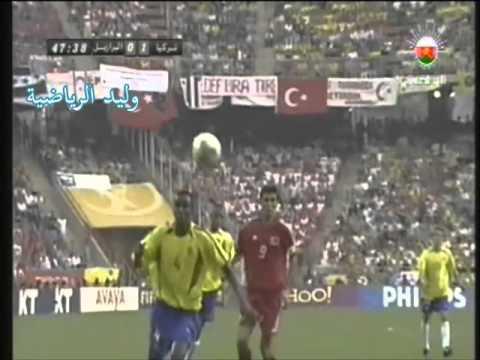 هدف حسن ساس في البرازيل كأس العالم 2002 م تعليق علي حميد