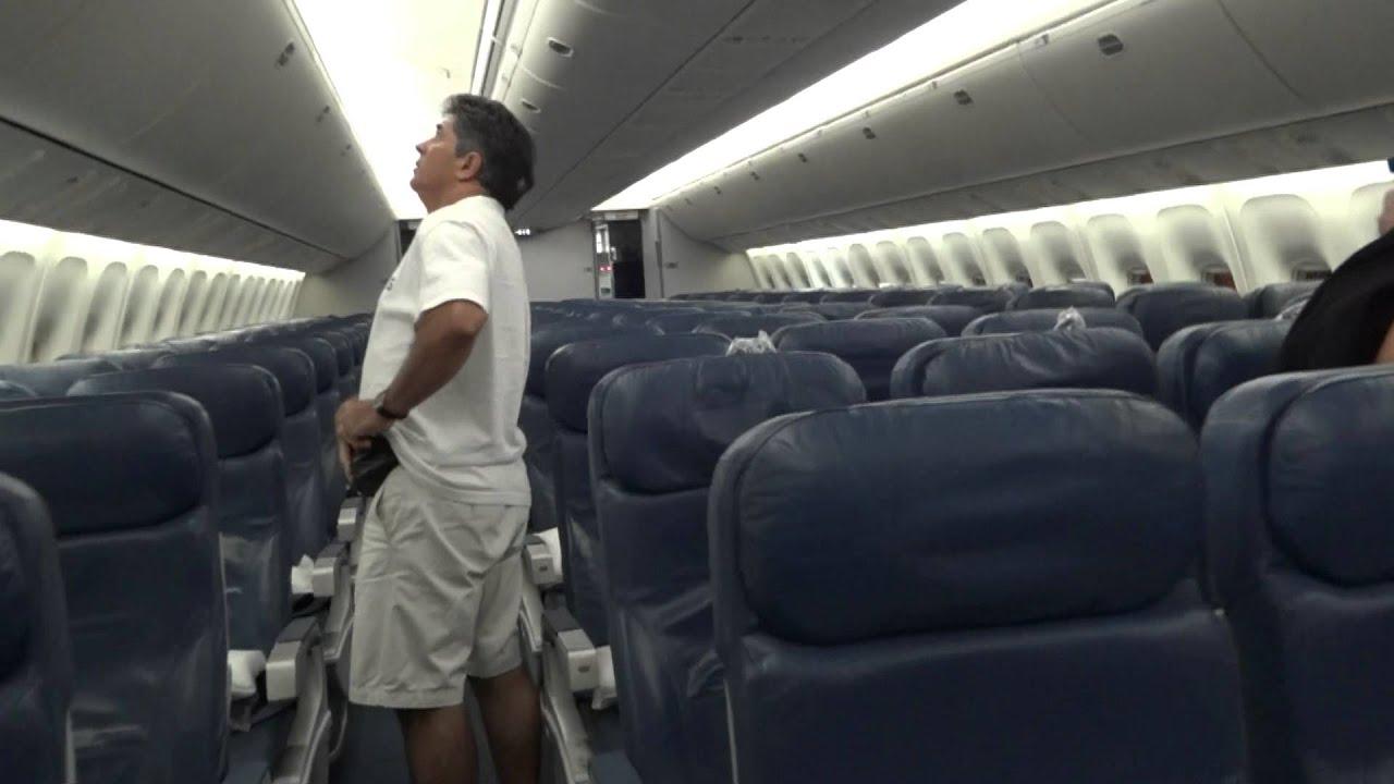 Embarque Delta Airlines Boeing 767 400 Er Gru Jfk Hd
