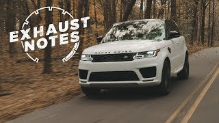Exhaust Notes - 2018 Range Rover Sport Review