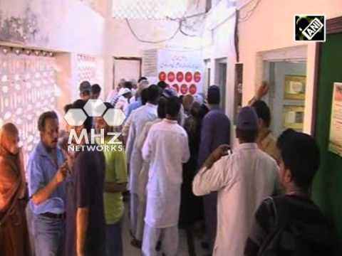Pakistan only country to spread polio: WHO (SAN - Nov 17, 2014)