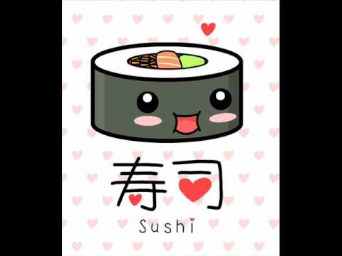 Shonen Knife - Sushi Bar
