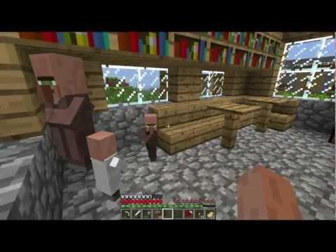 Как в minecraft сделать жителей 422