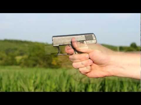 Shooting the Lignose Einhand 2A in 25acp