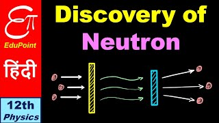 🔴 Discovery of NEUTRON || in HINDI