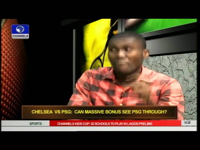 Sports Palava: Can Massive Bonus See PSG Through Against Chelsea? pt 1