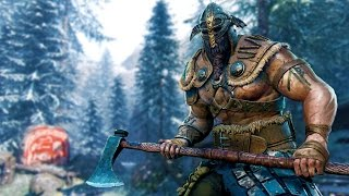 For Honor Closed Beta Gameplay with Magical Noob | The Fail is Real (aka the Warmup Stream)