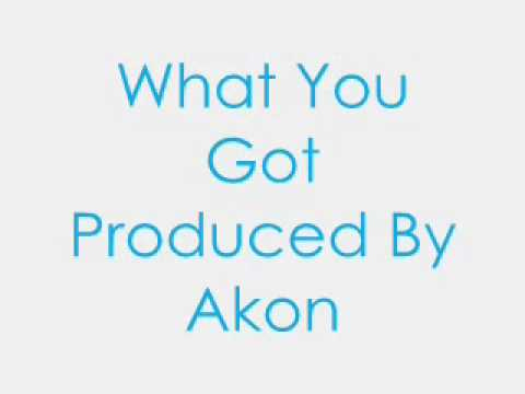 Colby Odonis Ft.akon - What You Got (instrumental) video