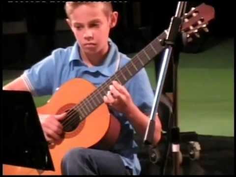 Хулио Сальвадор Сагрегас - Op.25-Sonatina-Estudio No.2