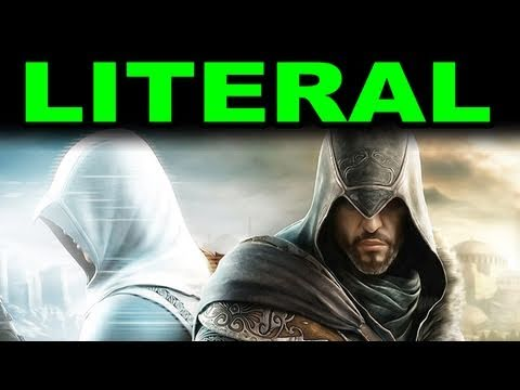 Creed - LITERAL Assassin's Creed Revelations Trailer