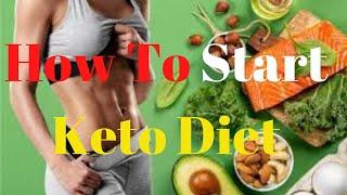 How To Start A Custom Keto Diet - Custom Keto Diet Plan For Beginner
