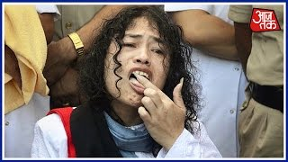 Dastak: Irom Sharmila Ends Fast, Wants To Be Chief Minister of Manipur