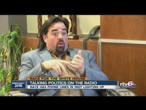 Tony Katz: Talking politics on the radio