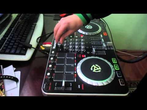 Numark Mixtrack Quad - EDM Mix by DJ Playbeat #2