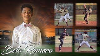Beto Romero - In loving Memory