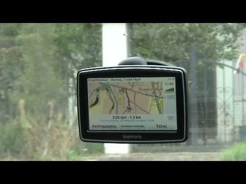 tomtom one xl iq routes greek youtube. Black Bedroom Furniture Sets. Home Design Ideas