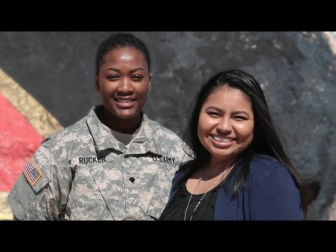 Lesbian Army Wives video