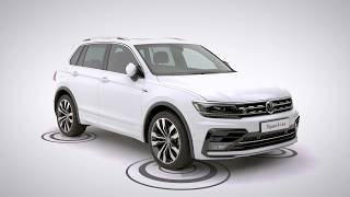 A closer look at the Volkswagen Tiguan R Line