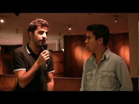 Entrevista con El Guincho para 192.cl