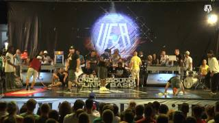 underground funky base vol 8 quarter final Hiphop (world final)