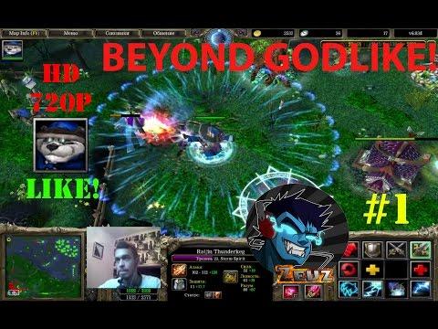 ★DoTa 6.83d Storm Spirit - GamePlay | Guide★ Beyond Godlike! ★ Imba? #1