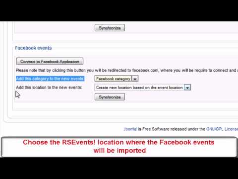 Ep. 54 - How to import Facebook events to RSEvents!