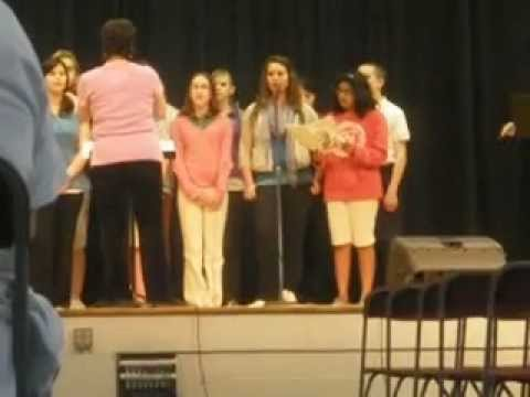 You Raise Me Up (Portsmouth Christian Academy Choir)