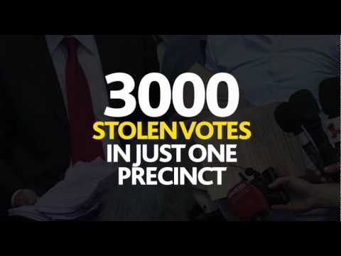 stolen votes 
