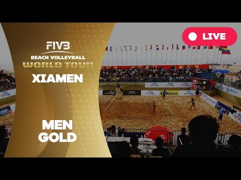 Xiamen 3-Star 2017 - Men Gold - Beach Volleyball World Tour