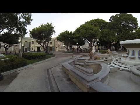 DJI Phantom 2 Plaza Las Delicias Ponce, PR July 2,2014