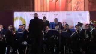 Concierto de Navidad de la Banda del Maestro Tejera en San Lorenzo 2014