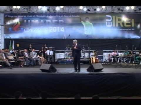 Pr. Hernandes Dias Lopes - Canção e Louvor UMADEB 2014 - 3º Dia - Manhã -