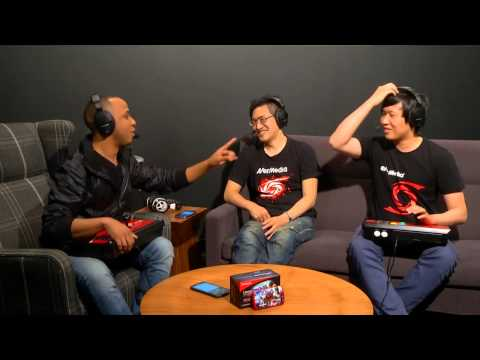 Capcom Pro Talk - Special Guests AVM GamerBee and Kelvin - S2E6