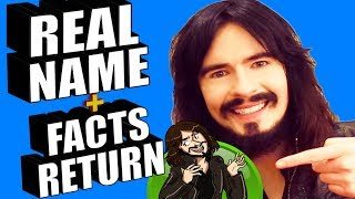 LeatherJacketGuy's REAL NAME!! + Facts Channel Return!!